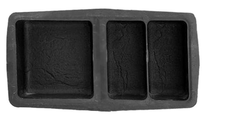 форма для плитки брук римская мостовая N1