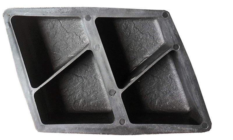 форма для плитки брук римская мостовая N4
