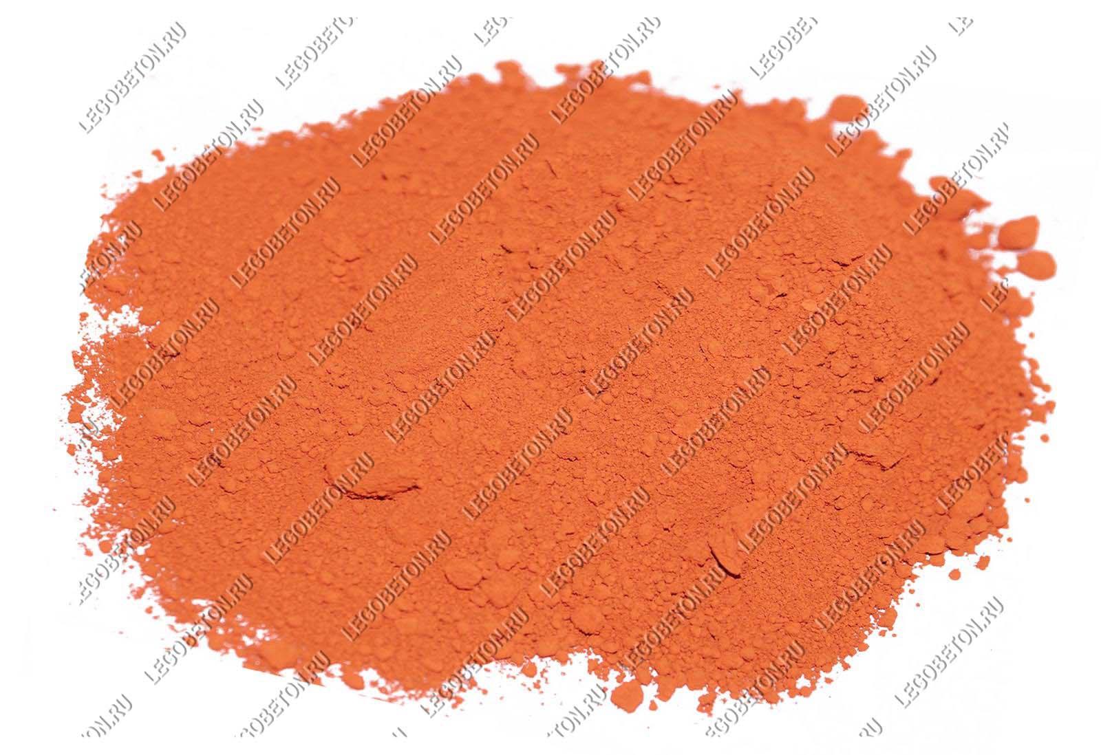 Оранжевый бетон шуя бетон