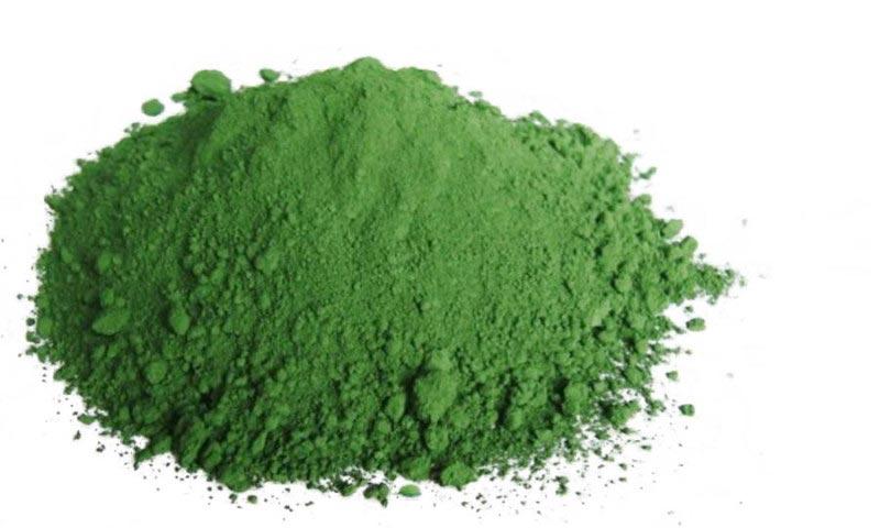 HPG006-01-пигмент-зеленый-5605-(китай)