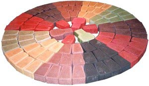 пигменты FEPREN для бетона