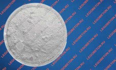 фасованный пигмент белый, пигмент белый в пластиковой таре, фасованный неорганический пигмент белый