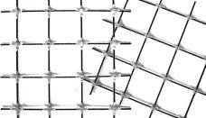 Строительная сетка базальтовая арматурная ROCKMESH-(50х50)