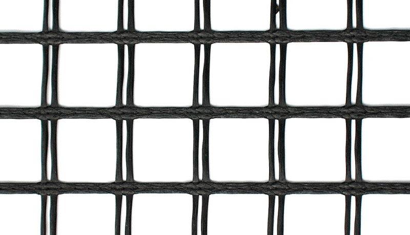 Дорожная сетка базальтовая (геосетка) СБНП-50(25)-асфальт