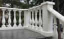 форма балясины-3 (91/3) пластиковая, как установить балясины, форма для балясины-3 из бетона, сделать балюстраду, бетонная балюстрада