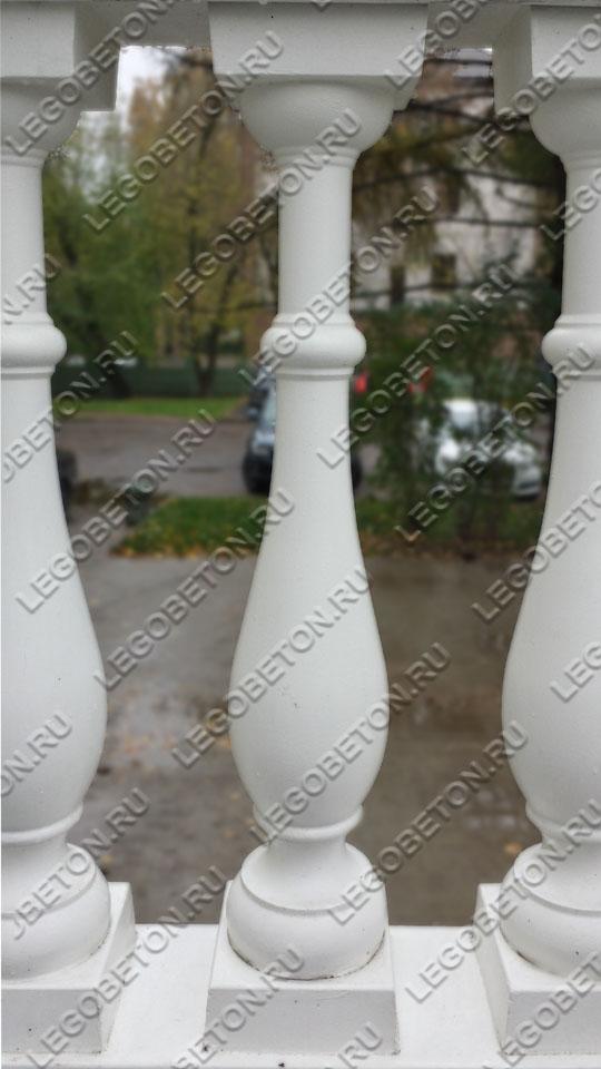 Пластиковая форма балясина-3