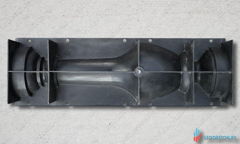 Форма пластиковая Балясина-1 (700×165)-04