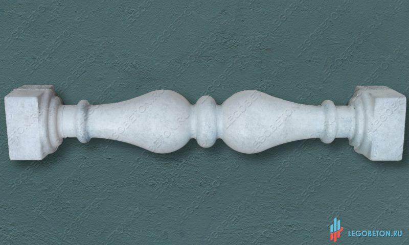 отливка из бетона Балясина-4 (855×140)