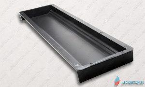 купить пластиковая форма для изготовления бетонных перил-1000 мм