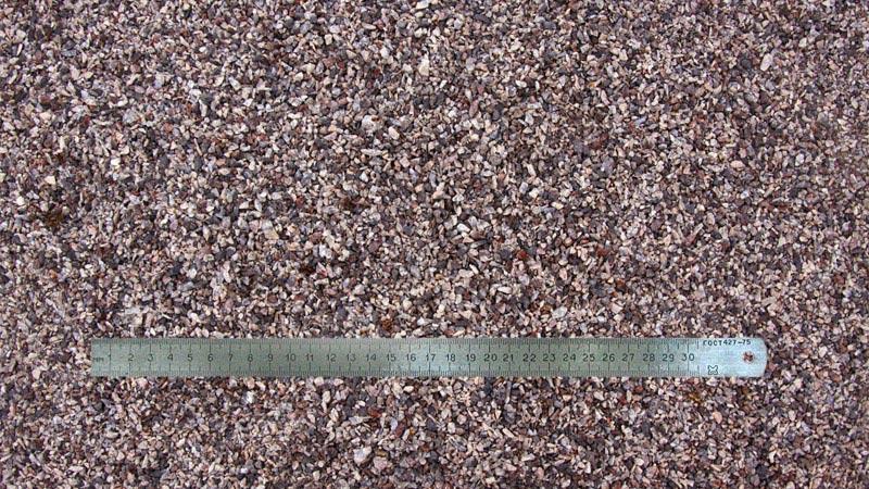 Гранитная крошка фракция 2.5-5 мм