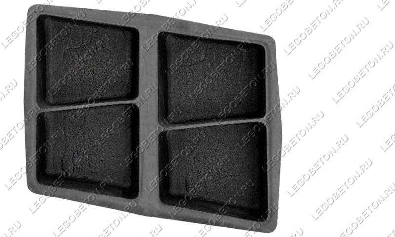форма для плитки брук римская мостовая N3