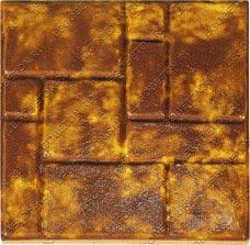 """форма для плитки квадрат """"мостовая"""", форма для плитки """"брусчатка"""", тротуарная плитка квадрат мостовая, каменных дел мастер, КДМ-1, тротуарная плитка без вибростола, набор для изготовления тротуарной плитки своими руками, тротуарная плитка своими руками"""