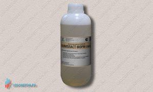 смазка для форм и опалубки полипласт-форм 1-литр купить в москве
