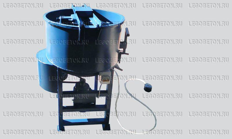 Принудительный бетоносмеситель  РПДВ-100