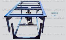 вибростол ГВС(Б)-02 с горизонтальной вибрацией, купить вибростол ГВС(Б)-02 для тротуарной плитки, недорогой вибростол ГВС(Б)-02 купить в Москве, вибростол ГВС(Б)-02 для плитки