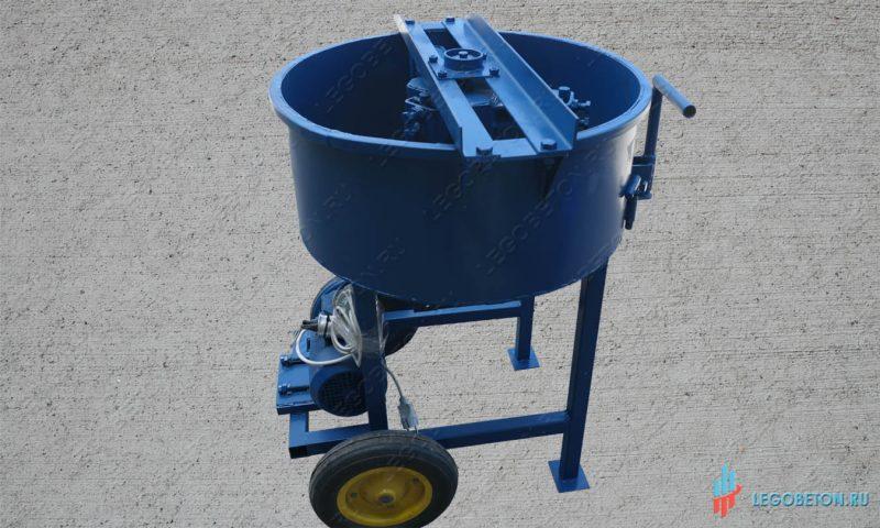 принудительный бетоносмеситель РПДВ-100 литров