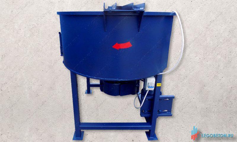 принудительный бетоносмеситель РПДВ-500-общий
