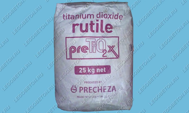 титановые белили pretiox r-200m