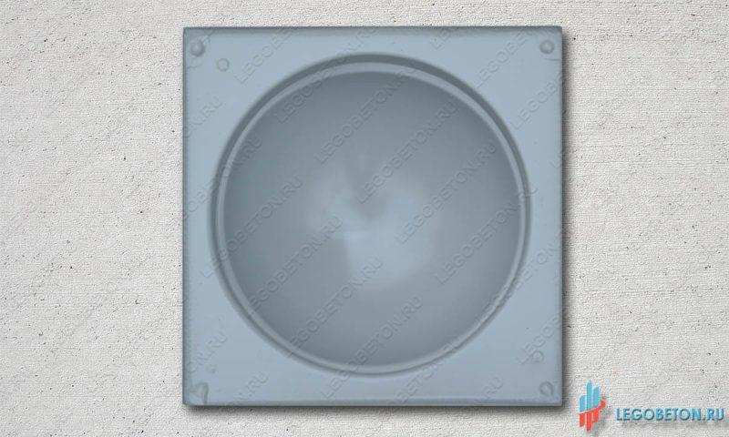 шар на крышку столба-4