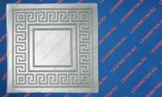 пластиковая форма квадрат Греческий