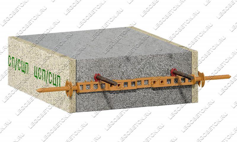 Удлинитель стяжки-2RW