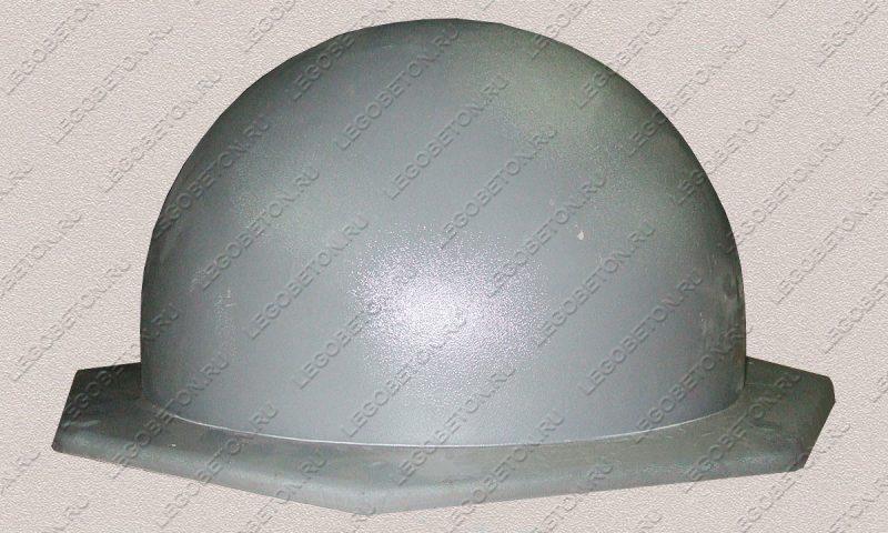 форма полусфера малая 500х300 (250) мм антипарковочная