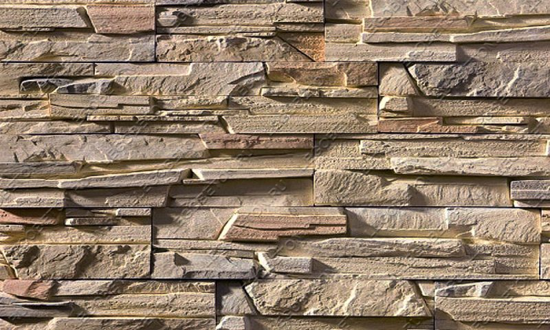Форма для плитки под искусственный камень «Сланец фигурный» LB010-01