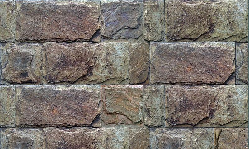 Форма для плитки под декоративный камень «Леон (большая -1)» LB040-01