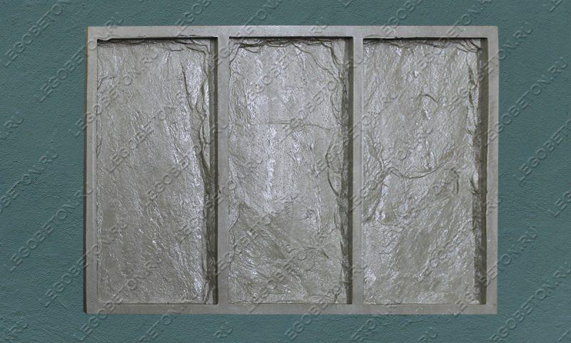 Форма для плитки под декоративный камень «Леон (малая -1)» LB041-01