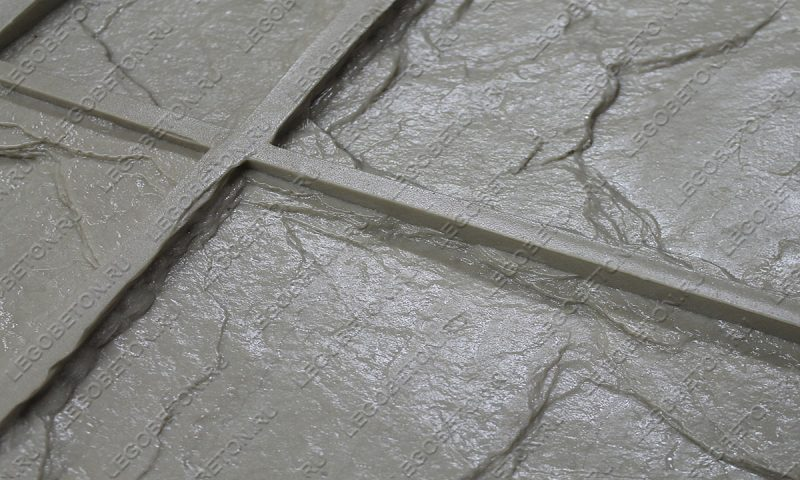 Форма для плитки под декоративный камень «Леон (угол)» LB045-02