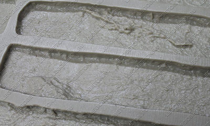 форма Старый камень (большая)-3