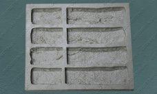"""форма для плитки под кирпич """"Старый камень"""" (угол) купить,полиуретановая форма для плитки под кирпич """"Старый камень"""" (угол) купить,форма для плитки под кирпич из гипса """"Старый камень"""" (угол) купить,форма для изготовления плитки под кирпич """"Старый камень"""" (угол) купить,гибкая форма """"Старый камень"""" (угол) купить"""