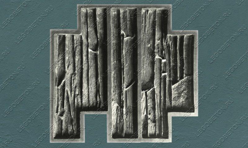 Форма для исскуственного камня «Танвальд -1» (большая) LB060-02