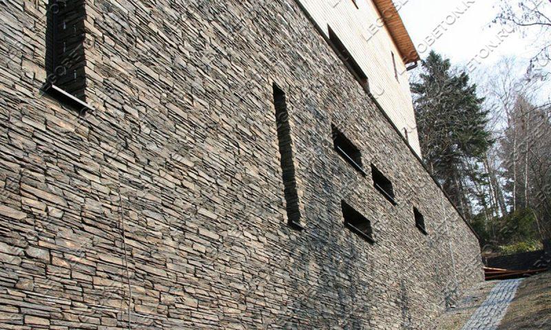 Форма для искусственного камня «Танвальд -1» (большая) LB060-07