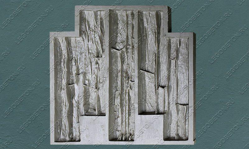 Форма для искусственного камня «Танвальд -2» (большая) LB061-01