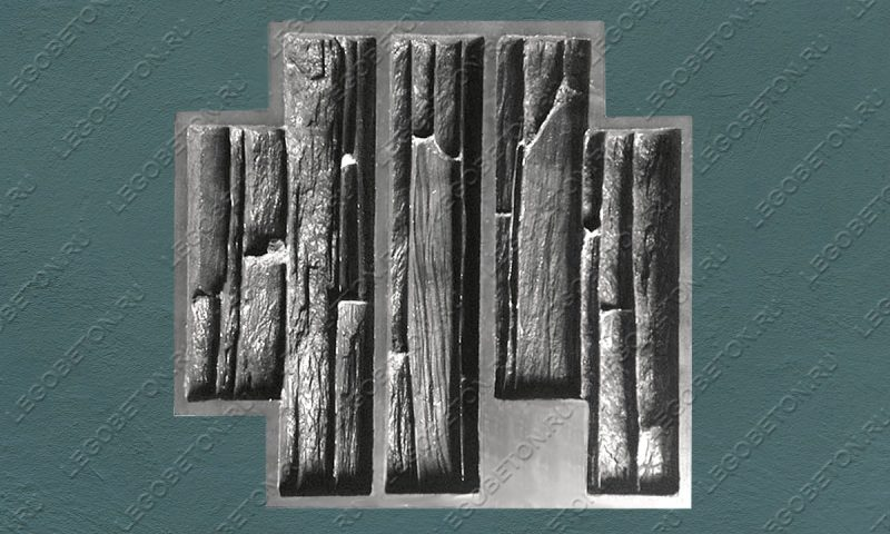 Форма для искусственного камня «Танвальд -3» (большая) LB062-01