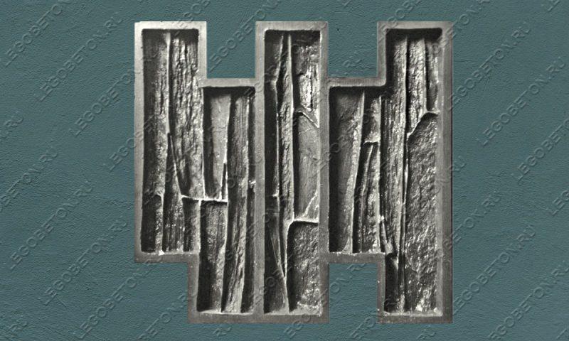 Форма для искуственного камня «Танвальд -4» (большая) LB063-01