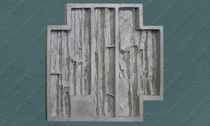 Форма для искусственного камня «Танвальд -5» (большая) LB064