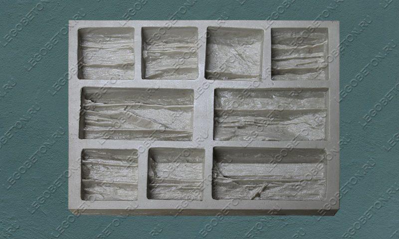 Форма для искусственного камня «Танвальд (малая)»  LB065