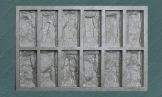 """форма для плитки под декоративный камень """"Акко - 2"""" купить,полиуретановая форма для плитки под декоративный камень """"Акко - 2"""" купить,форма для плитки под декоративный камень из гипса """"Акко - 2"""" купить,форма для изготовления плитки под декоративный камень """"Акко - 2"""" купить,гибкая форма """"Акко - 2"""" купить"""