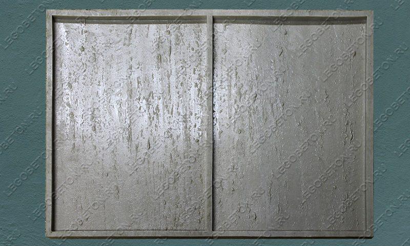 Форма для плитки под декоративный камень «Травертин — 1» LB090-02