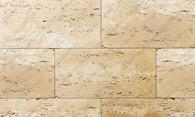 4.072. Форма для плитки под декоративный камень «Травертин — 2» LB091-02