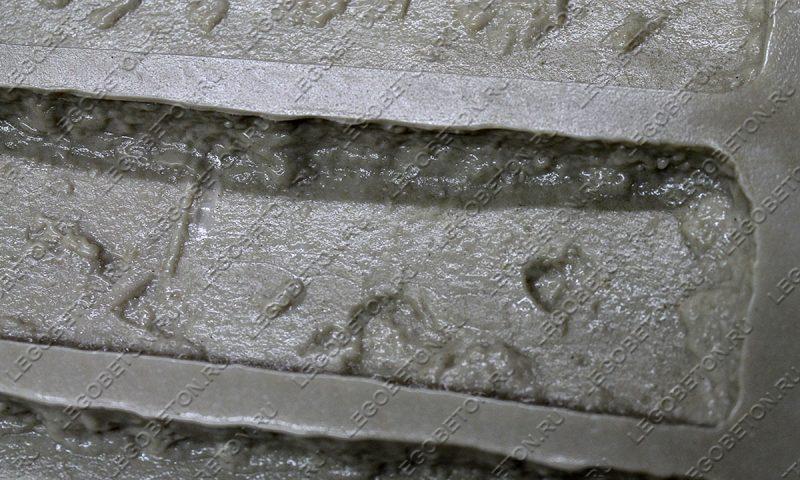 Форма для плитки под кирпич «Венеция» (большая)-03