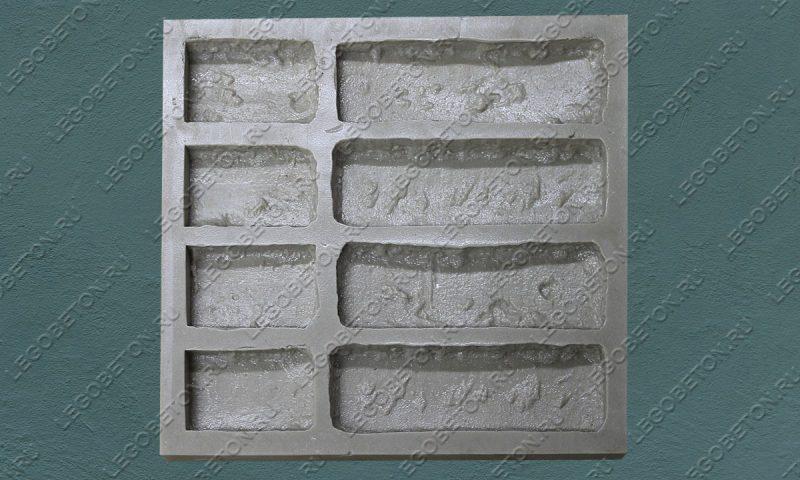 Форма для плитки под кирпич «Венеция» (угол)