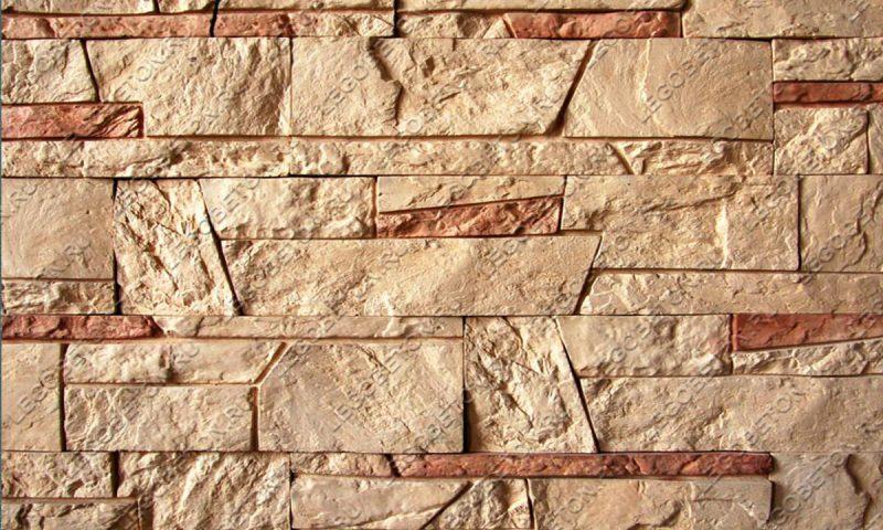 Форма для плитки под искусственный камень «Доломит (большая)» LB110-01