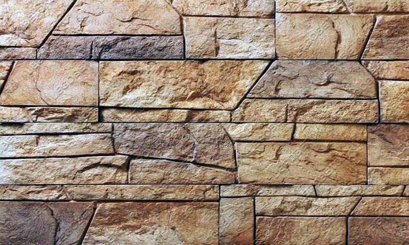 Форма для плитки под искусственный камень «Доломит (тонкий-1)» LB114-02