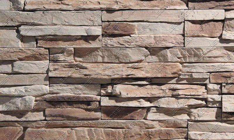 Форма для плитки под искусственный камень «Известняковая груда — 1» LB120-01