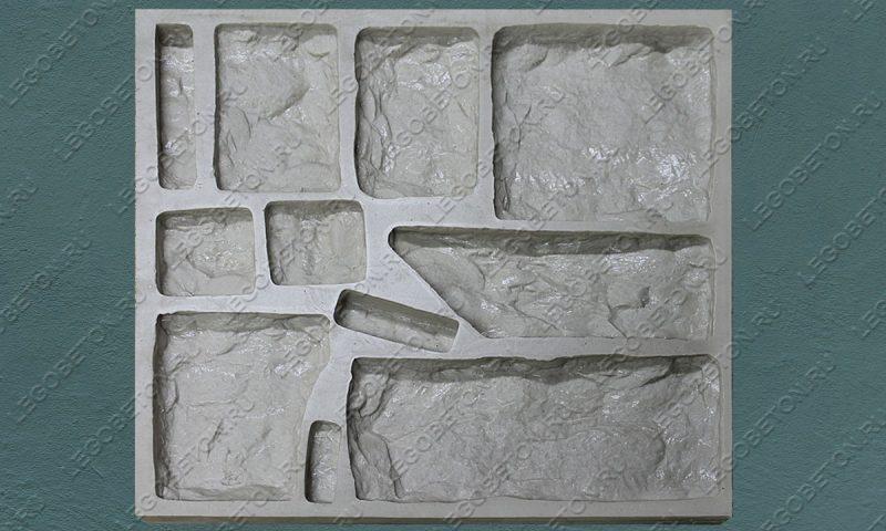 Форма для искусственного камня «Утес -1» LB130-02