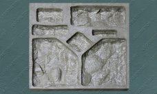 """форма для искуственного камня """"Утес -2"""" купить,полиуретановая форма для искуственного камня """"Утес -2"""" купить,форма для искуственного камня из гипса """"Утес -2"""" купить,форма для изготовления искуственного камня """"Утес -2"""" купить,гибкая форма """"Утес -2"""" купить"""