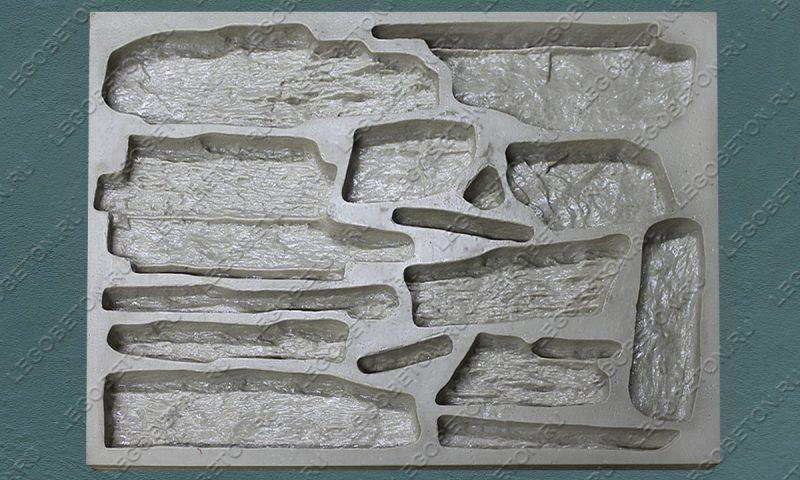 Форма для декоративного камня «Песчаник» LB150-02